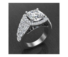Choose From A Collection Of Unique Engagement Rings