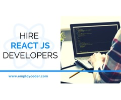 Hire React Js Developers | React Js Development Company - Employcoder