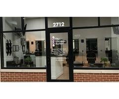 Best Barber Shop in Alexandria, VA
