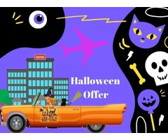 Halloween MyFlightSearch Coupon Code For Low Priced Tickets