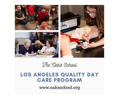 Los Angeles Quality Day Care Program - The Oaks School