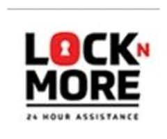 Lock N More emergency locksmith service
