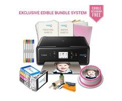 Your One-Stop Edible Printing Solution - Icinginks Edible Printer Bundle