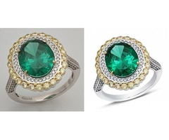Jewelry Clipping Path and Retouching Service