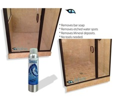 Best Cleaner for Glass Shower Doors - Shower Glass Polish | pFOkUS