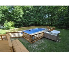 Falls Townhome: Walk to Pool from our 2 Bed Home w/Loft