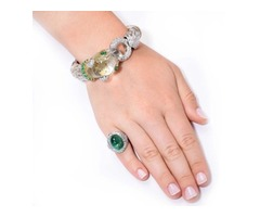 Eager To Sell Emerald Bracelet At A Dream Price? Reach Regent Jewelers Today