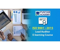 QMS ISO 9001 Lead Auditor Training