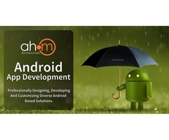 Create Android App for your business by top Android App Development services
