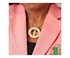 Best Service For Alpha Kappa Alpha Necklaces