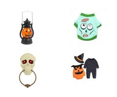 Halloween TomTop Coupons: Spend Less and Shop More