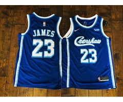 Exclusive Jersey: Lebron Crenshaw (Small to 3XL Available)