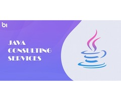 Java Consulting Services