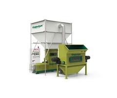 Styrofoam recycling machine GREENMAX Mars C300