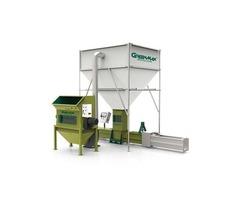 Polyethylene foam compactor GreenMax ZEUS C300