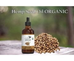 Buy Organic Hemp Seed Oil Virgin, Unrefined from Essential Natural Oils