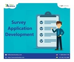 Employee Survey Application Development