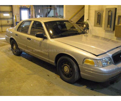 TROY, OH - 2010 Ford Crown Victoria