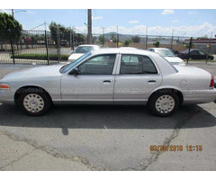 Orange County, CA - Multiple Vehicles at Auction!