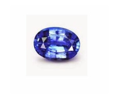 blue sapphire gemstone only rs 5100