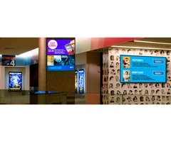 Digital Signage for Hospitality Services