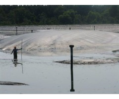 geomembrane leak location surveys