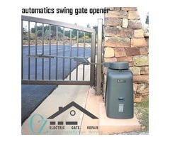 Oz Electric Gate Repair Service