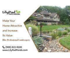 Hire a Landscape Design Company