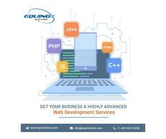Web Application Development Services | Web Development Company