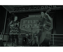 A Largest North Adams Music Festival - Freshgrass Foundation