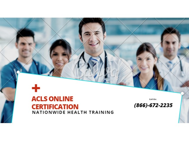 ACLS Online Certification   free-classifieds-usa.com