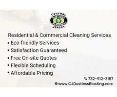 Hire a professional cleaning services in Clark