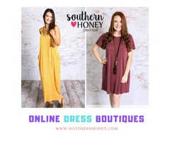 Avail Women's Fancy Dresses At Online Dress Boutiques by Southern Honey