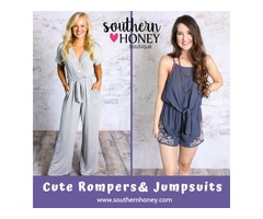 Grab Fun and hot online Boutique Rompers from Southern Boutiques