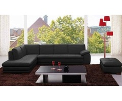 Angelo Italian Leather Sectional Sofa   Get.Furniture