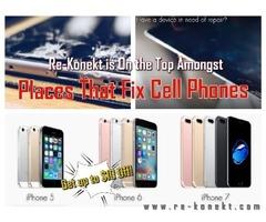 Re-Konekt is the Best Amongst Places That Fix Cell Phones