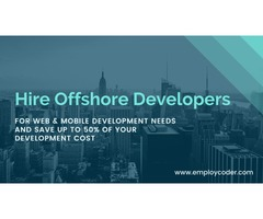 Hire Offshore Developers for your Software Development Project