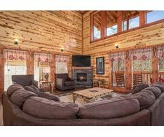 Tangle wood Mountain Cabin