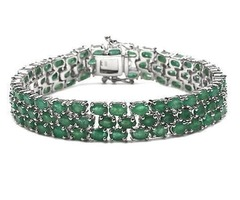 Want To Sell Emerald Bracelet? Reach Regent Jewelers Today!