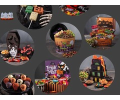 Extra Savings with Halloween Gourmet Gift Baskets Coupon