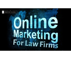Effective Online Marketing For Law Firms in the USA