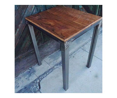 Coffee Table made up with Reclaimed Wood