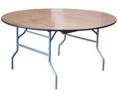 Wholesale Plastic & Plywood Folding Tables - Chiavari Chairs Direct
