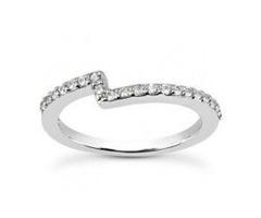 Trillion solitaire ring |Fine bridal jewelry