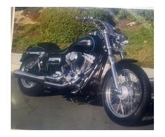 2007 Harley Davidson super glide $7900