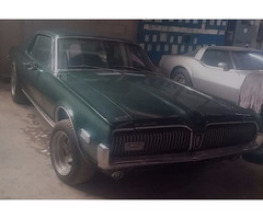 1968 Cougar rare factory 4 speed $13,500