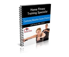 Home Fitness Training Business