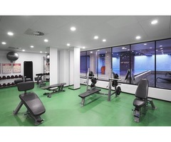 How to Combat the Lame Hotel Gym Syndrome - industrial-athletics.com