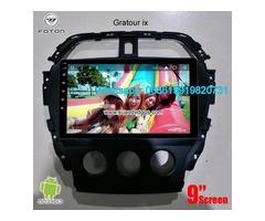Foton Gratour IX5 IX7 Car radio update android GPS navigation camera