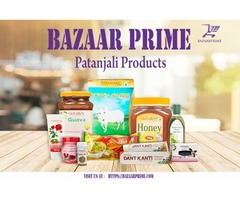 Buy Indian Patanjali Products from our store – BazaarPrime